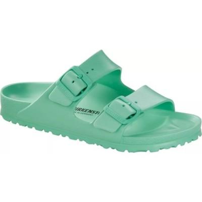 ビルケンシュトック サンダル シューズ レディース Birkenstock Women's Arizona Essentials EVA Sandals Jade