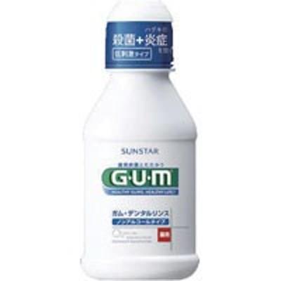 ガム デンタルリンス(ノンアルコールタイプ) 80ml 【医薬部外品】