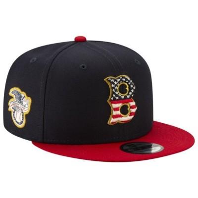 ニューエラ 野球 キャップ 海外モデル メンズ スナップバック バッグ 帽子  - Men¥'s newera MLB 9FIFTY JULY 4TH