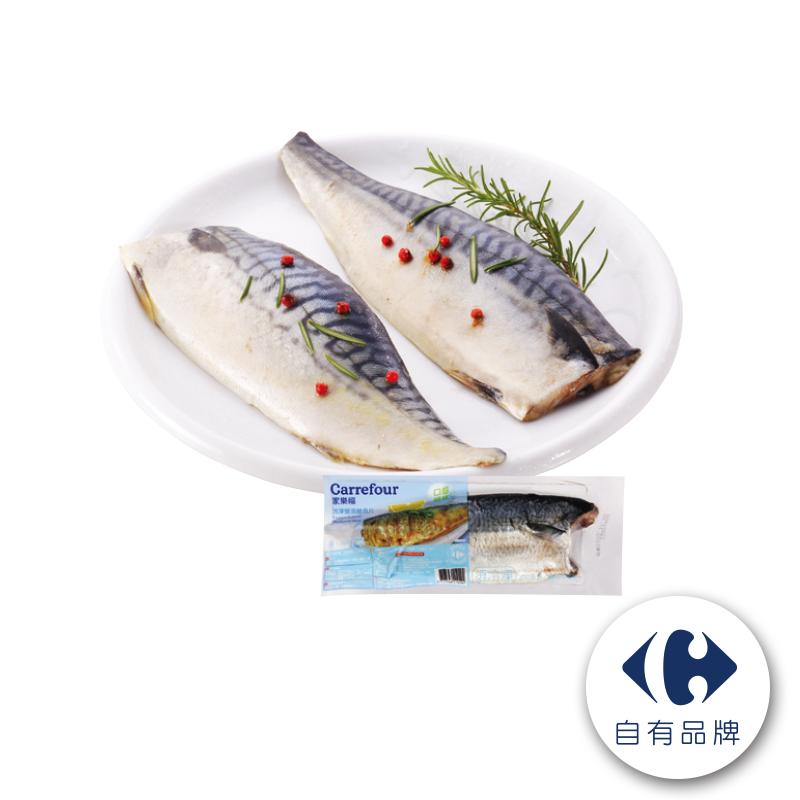 家樂福鹽漬鯖魚片