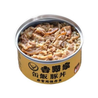 吉野家 缶飯 豚丼 非常用保存食│非常食 レトルト・フリーズドライ食品 東急ハンズ