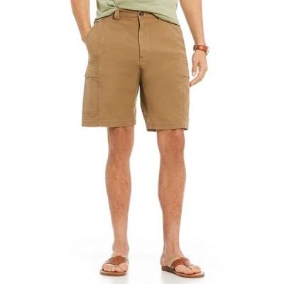 トッミーバハマ メンズ ハーフパンツ・ショーツ ボトムス Key Isles Cargo 10#double; Inseam Shorts