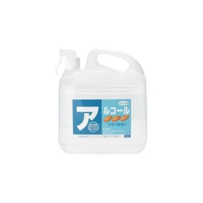 クリーン・シェフ アルコール除菌剤 クリアミストプラス 5L 8-1500-0502