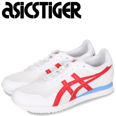 asics Tiger アシックスタイガー タイガー ランナー スニーカー メンズ TIGER RUNNER ホワイト 白 1191A207-104