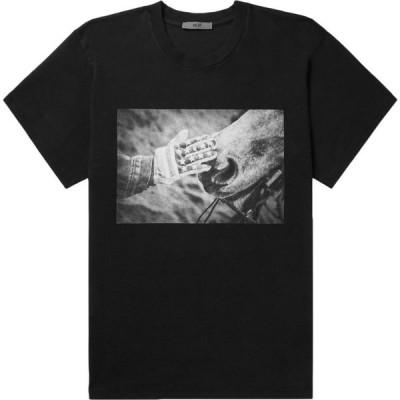 ビリー BILLY メンズ Tシャツ トップス t-shirt Black