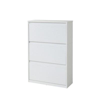 空間を有効活用できる薄型シューズボックス 下駄箱・シューズラック, Shoe racks(ニッセン、nissen)