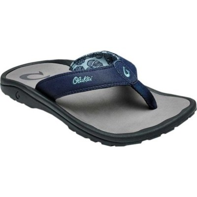 オルカイ スニーカー シューズ メンズ Ohana Flip Flop (Men's) Deepest Depths/Charcoal