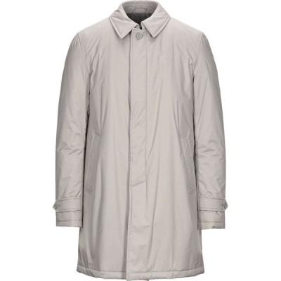 ヘルノ HERNO メンズ コート アウター Coat Grey