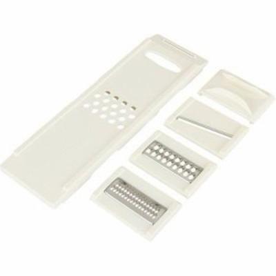 貝印 4901601290776 スライサー セット カセット式 調理器セット kai House SELECT DH-7077