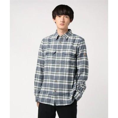 シャツ ブラウス ovik Heavy Flannel Shirt M (FJALLRAVEN/フェールラーベン)