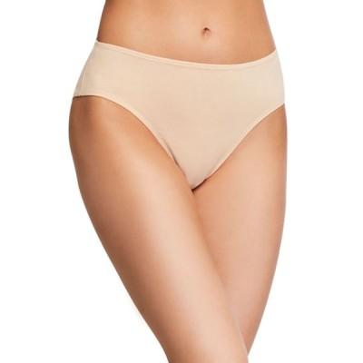 スキン レディース パンツ アンダーウェア Galen Whisper Weight High-Leg Bikini Briefs