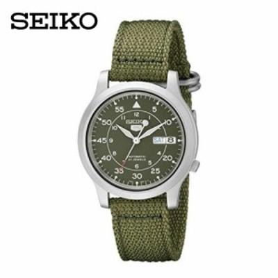SEIKO セイコー 腕時計 SNK805K2 グリーン 海外モデル リストウォッチ メンズ