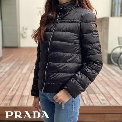 プラダ PRADA ダウン ジャケット ライトアウター コート  レディース  NERO ブラック 黒 29B830