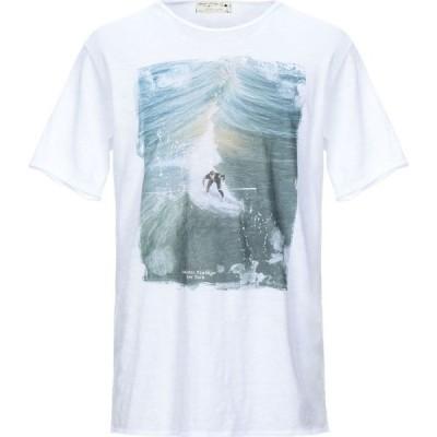 アスレチックヴィンテージ ATHLETIC VINTAGE メンズ Tシャツ トップス T-Shirt White