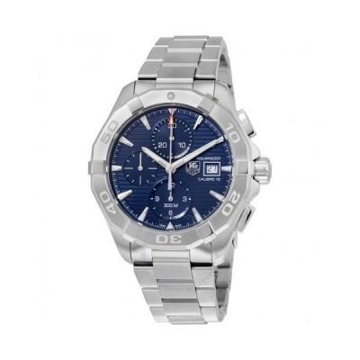 Tag Heuer/タグ・ホイヤー メンズ 腕時計 Aquaracer 自動巻き クロノグラフ メンズ Watch CAY2112.BA0927