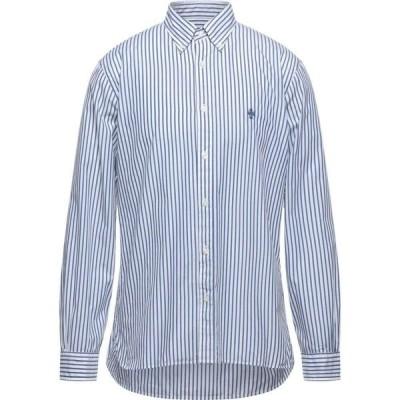 ブルックス ブラザーズ RED FLEECE by BROOKS BROTHERS メンズ シャツ トップス Striped Shirt White