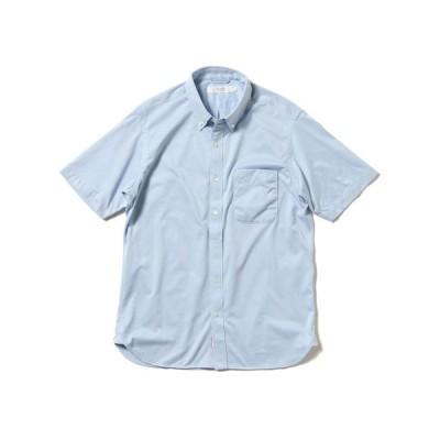 シャツ ブラウス BEAMS LIGHTS / 汗染防止ボタンダウン半袖シャツ