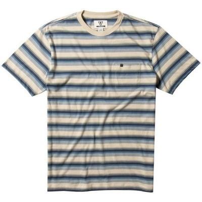 ヴィスラ メンズ Tシャツ トップス Vissla Velva Pocket T-Shirt