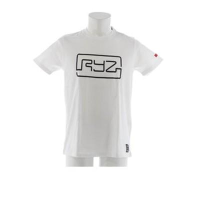 Tシャツ メンズ 半袖 ライズ Tシャツ 869R8CD2001 WHT