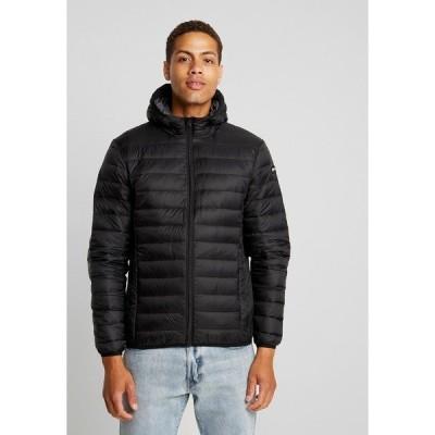 スコット ジャケット&ブルゾン メンズ アウター SILVERADO - Down jacket - noir