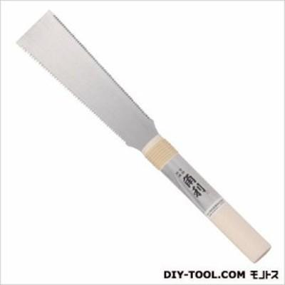 角利産業 角利ミニ両刃鋸 全長:378mm、刃渡り:180mm