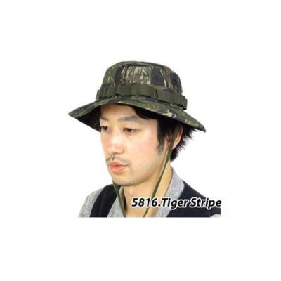 ロスコ ROTHCO BOONIE HATS(ブーニーハット) (5816.Tiger Stripe)