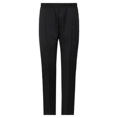 LOW BRAND パンツ ブラック 2 バージンウール 100% パンツ