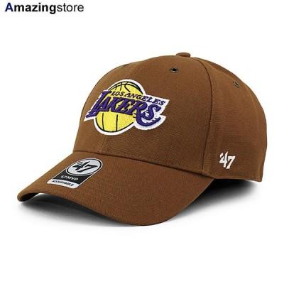 47ブランド カーハート ロサンゼルス レイカーズ 【CARHARTT NBA MVP CAP/BROWN】 47BRAND LOS ANGELES LAKERS