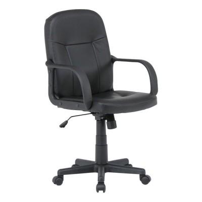 レザーチェアー パソコンチェアー ロッキング機能 いす 椅子 オフィスチェアー ワークチェア 事務椅子 デスクチェア ワークチェア OAチェア シ
