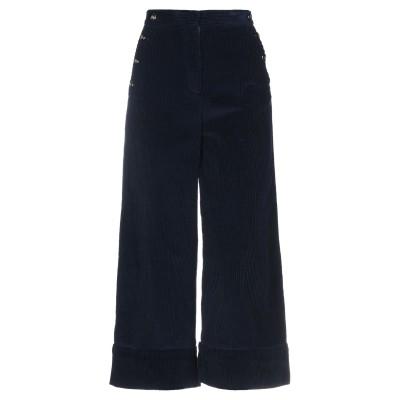 OTTOD'AME パンツ ダークブルー 42 コットン 97% / ポリウレタン 3% パンツ