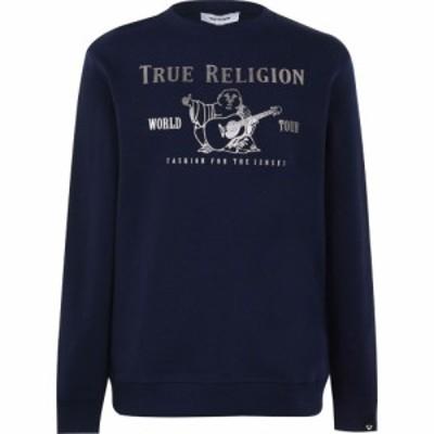 トゥルー レリジョン True Religion メンズ トップス Rel Bud Sweat CL99 Peacoat