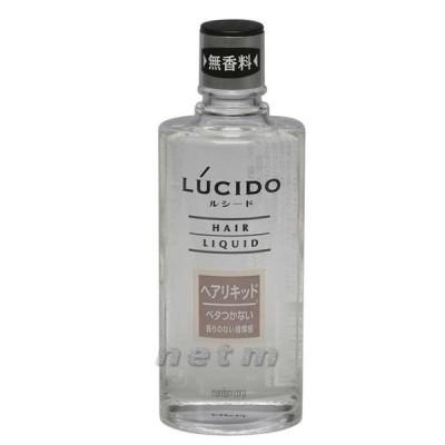 ルシード ヘアリキッド200ml(無香料) マンダム
