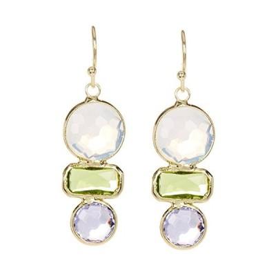 18Kゴールドメッキスターリングシルバームーンストーン&ミックスクォーツ卸売宝石ファッションジュエリー?