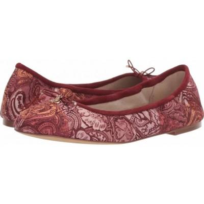 サム エデルマン Sam Edelman レディース スリッポン・フラット シューズ・靴 Felicia Spiced Multi Badlands Patchwork Paisley Fabric