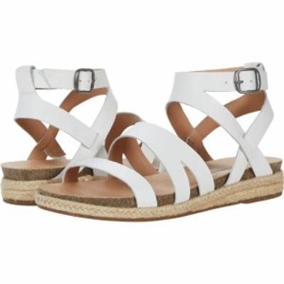 ラッキーブランド Lucky Brand レディース サンダル・ミュール シューズ・靴 Glaina White