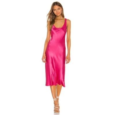 ネーション Nation LTD レディース ワンピース タンクドレス ワンピース・ドレス Samantha Bias Cut Tank Dress Bubblegum