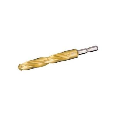 トップ工業 TOP 六角シャンクコバルトドリル(チタンコーティング) 10.0mm EOD10.0G