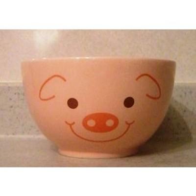 アニマルシリーズ ボウル ブーチャン (陶器) 日本製(陶器ボール 陶器ボウル 陶器日本
