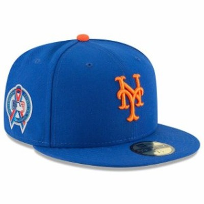 New Era ニュー エラ スポーツ用品  New Era New York Mets Royal 2018 9/11 Authentic Collection 59FIFTY Fitted Hat
