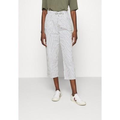 エル ティ ビー カジュアルパンツ レディース ボトムス HELIA - Trousers - white