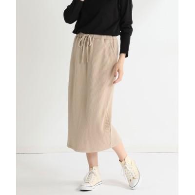 Honeys / ワッフルナロースカート WOMEN スカート > スカート