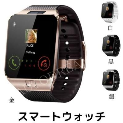高性能スマートウォッチ 多機能 Android ios iphone 対応 英語表記