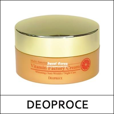 [DEOPROCE] (ov) Vitamin Factory Cream 100g / ビタミンファクトリークリーム 100g