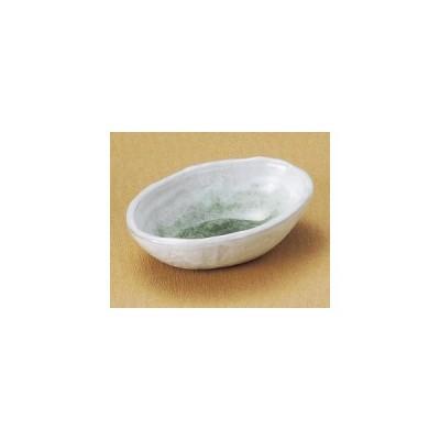和食器新緑3.0小判鉢/大きさ・9.5×6.7×2.5cm