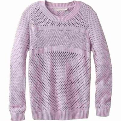 プラーナ Prana レディース ニット・セーター トップス Kokimo Sweater Bleached Lavender
