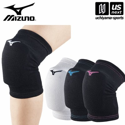 ミズノ バレーボール ジュニア用膝サポーター (2個セット) 2020年継続モデル [物流](メール便不可)