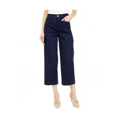 FDJ French Dressing Jeans レディース 女性用 ファッション ジーンズ デニム Statement Denim Suzanne Wide Leg Trousers Crop in Midnight Wash - Midnight..
