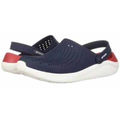 クロックス Crocs レディース クロッグ シューズ・靴 LiteRide Clog Navy/Pepper