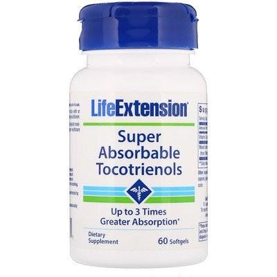 スーパーアブソーバブル トコトリエノール、ソフトジェル60粒