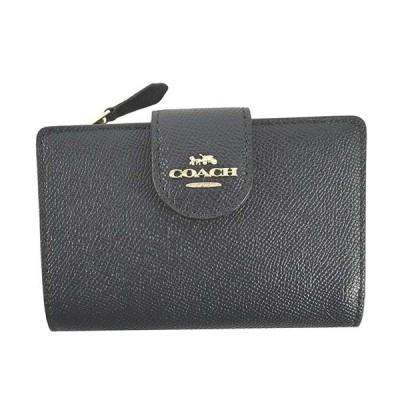 コーチ 財布 二つ折り財布 COACH  6390  IMMID   レザー  比較対照価格29,990 円